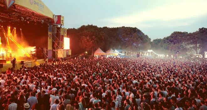 Türkiye'den ve dünyadan müziğin yıldızları bu festivalde