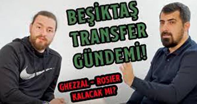 Göktuğ Derici ve Murat Özen'den Beşiktaş gündemi değerlendirmesi