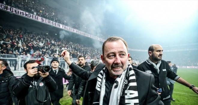 Sergen Yalçın'ın Beşiktaş'taki değeri büyük ve önemli