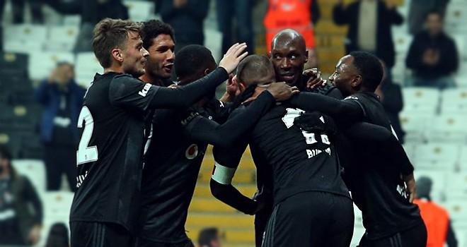 Beşiktaş, Yeni Malatyaspor ile karşı karşıya