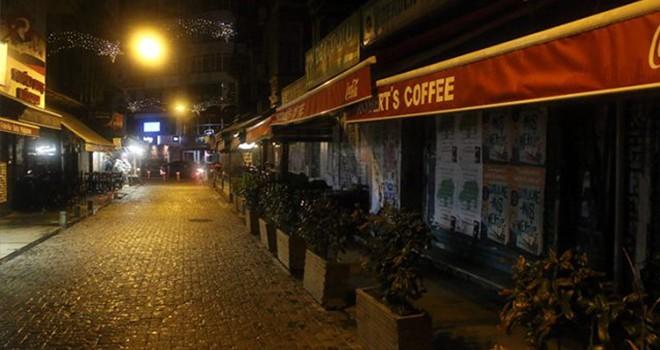 Koronavirüs kısıtlamaları başladı! Beşiktaş'ta kuyruk oluştu