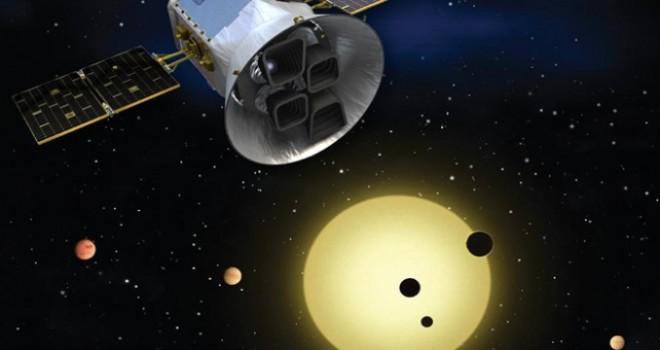 NASA'dan yeni bir keşif daha