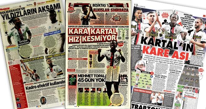 Beşiktaş manşetleri (21 Eylül)