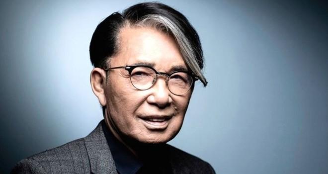 Dünya çapındaki Japon modacı Kenzo Takada Koronavirüs'e yenik düştü