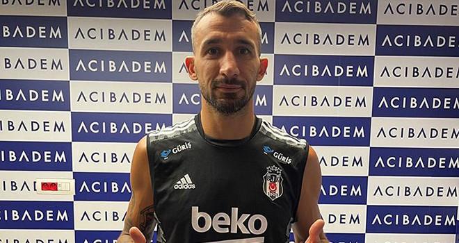 Mehmet Topal sağlık kontrolünden geçti