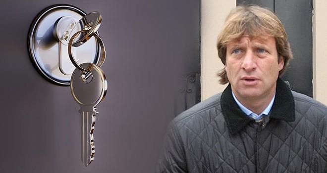 Evinin anahtarı çalındı soluğu karakolda aldı