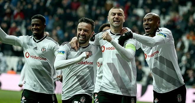 Beşiktaş'ın  27-31. hafta programı açıklandı