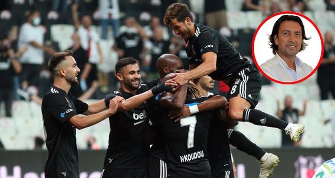 Kartal Yiğit: Beşiktaş, Türkiye Süper Ligi'nin farklı bir takımı