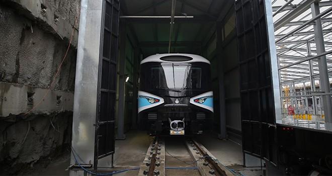 Mecidiyeköy-Mahmutbey Metrosu için geri sayım başladı
