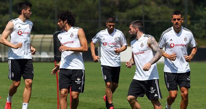 Beşiktaş Denizlispor maçına hazırlanıyor