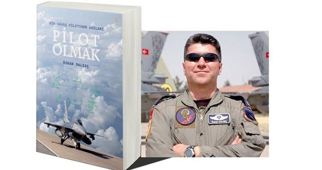 Özkan Dalgıç'ın Pilot Olmak, Bir Savaş Pilotunun Anıları adlı kitabı okurlarla buluştu