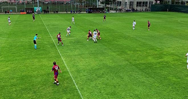 Trabzonspor:8 Beşiktaş:2