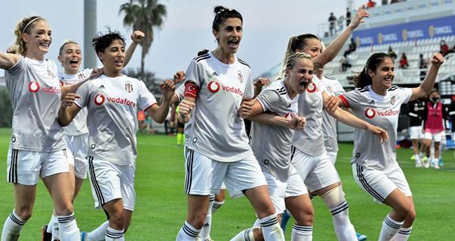 Şampiyon Beşiktaş Vodafone!..