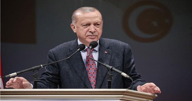 Cumhurbaşkanı Erdoğan, enflasyondaki gerileme sürecek