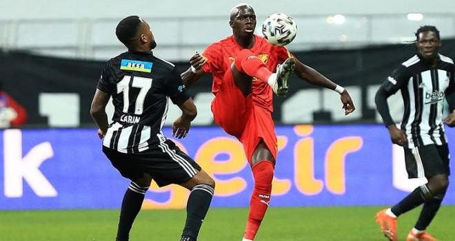 Beşiktaş Göztepe'yi 2-1 mağlup etti