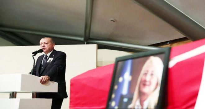 Cumhurbaşkanı Erdoğan: Yeni Zelanda'da Müslümanlara yönelik saldırıyı nefretle kınıyorum