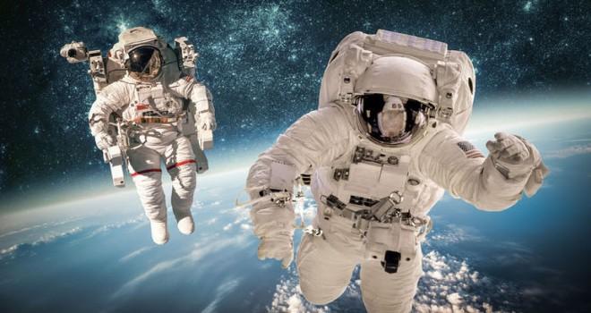 Ay'a gidecek ilk kadın