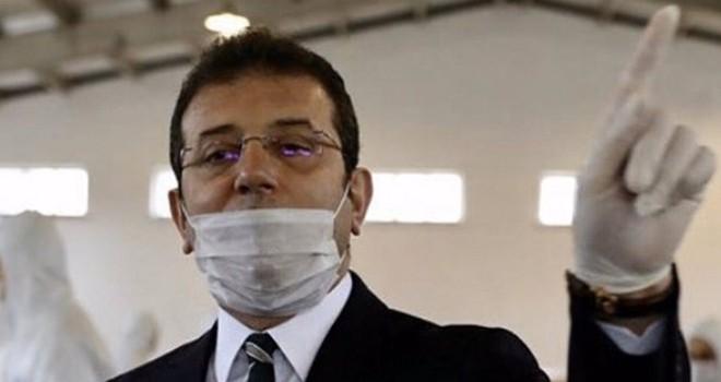 İmamoğlu: İstanbul'da 2-3 haftalık kapanma şart