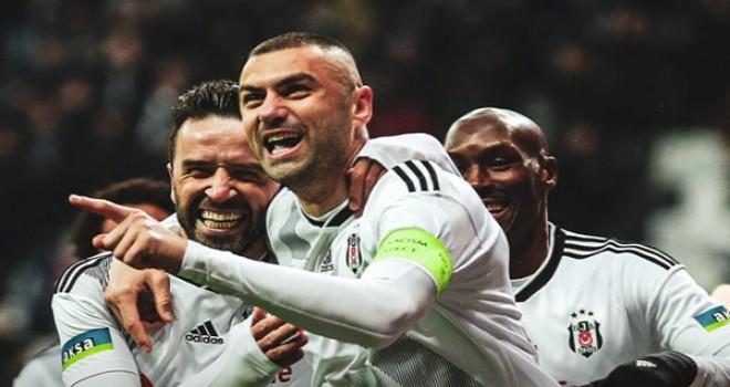 Beşiktaş istediğini aldı