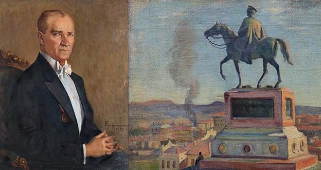 Her güne bir sanat: Portre sanatının Türkiye'deki önemli temsilcilerinden Feyhaman Duran