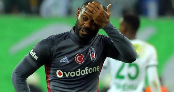 Beşiktaş'tan Vagner Love kararı!