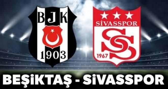 Beşiktaş kalesinde 2 gol gördü