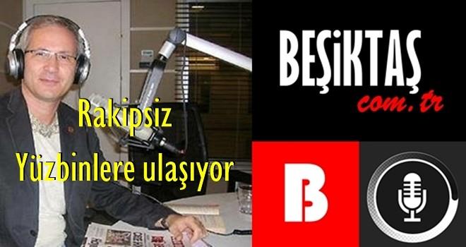 Beşiktaş Medya Grup artık daha özel daha çeşitli ve yüzbinlere ulaşıyor