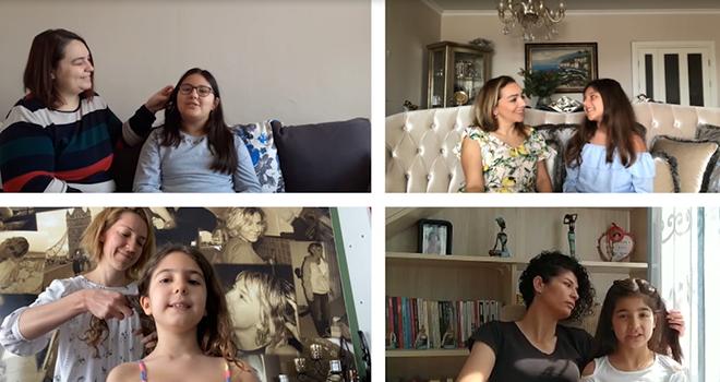 Beşiktaş Çocuk Korosu'ndan Anneler Günü'ne özel şarkı