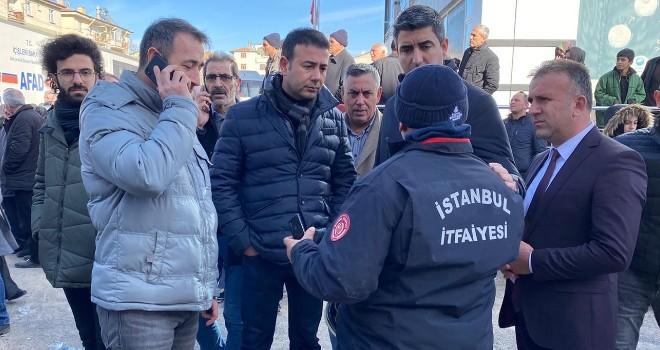 Başkan Akpolat Elazığ'da