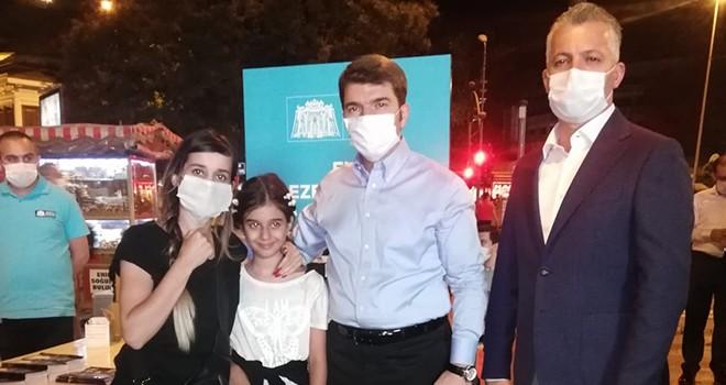 Azerbaycan uyruklu kaybolan kız çocuğu Beşiktaş'ta bulundu