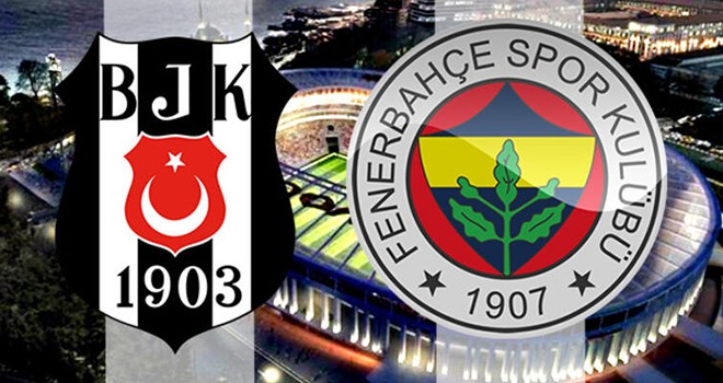 Beşiktaş-Fenerbahçe derbisinin muhtemel ilk 11'i