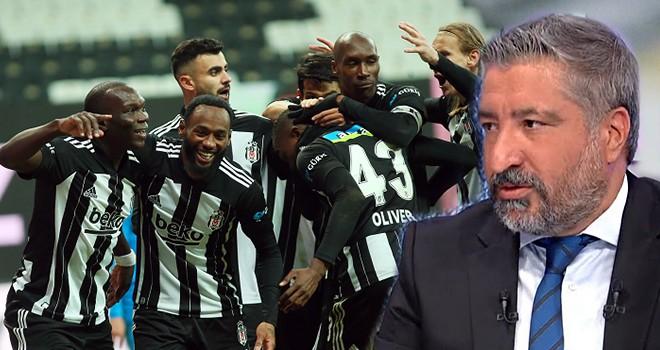 Serdar Sarıdağ: Beşiktaş, Türkiye'de en iyi oynayan takım