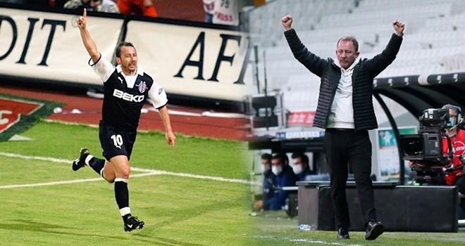 Beşiktaş'ta 25 yıl sonra 7-0'lık galibiyet!.. Ortak nokta ise Sergen Yalçın