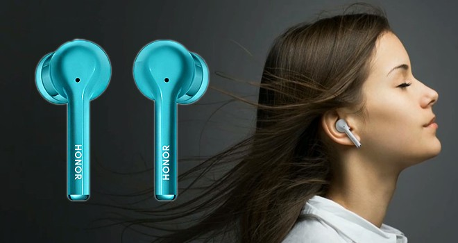 Gürültüyü engelleyen kulaklık HONOR Magic Earbuds
