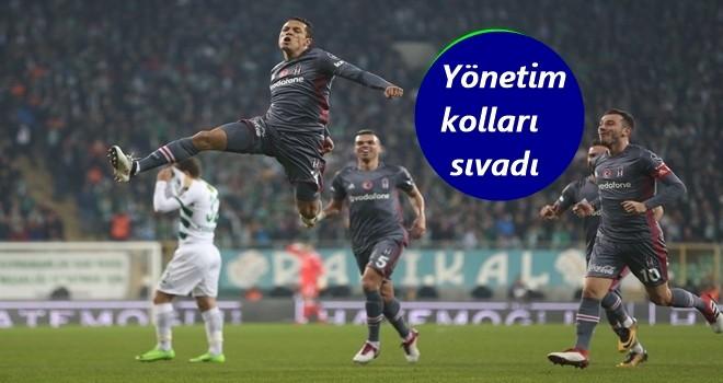 Beşiktaş'ta 2018-2019 sezonu hesapları başladı