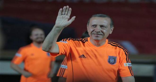 Cumhurbaşkanı Erdoğan Başakşehir maçına gelecek