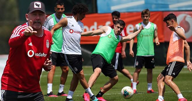 Beşiktaş'ta galibiyet hayat meselesi