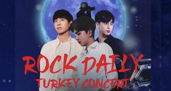 Rock Daily Turkey Concert iptal edildi