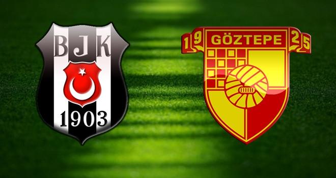 Beşiktaş-Göztepe maçı saat kaçta, hangi kanalda?