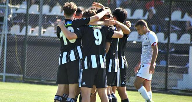 Beşiktaş U-19 Akademi Takımı finallerde