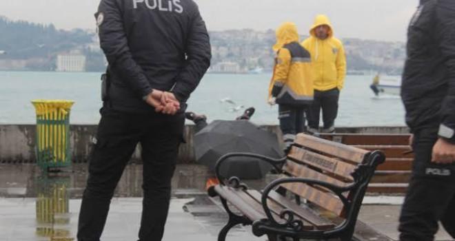 Yılın ilk gününde Beşiktaş İskelesi'nde intihar