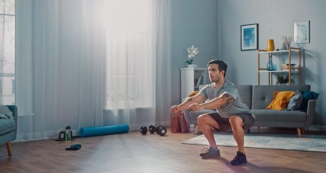Evde spor yaparken doğru bilinen yanlışlar