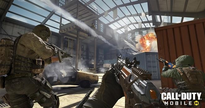 Call of Duty: Mobile Android ve IOS'ta ücretsiz