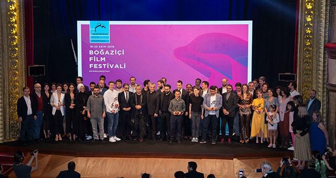 Boğaziçi Film Festivali'nin onur ödülü