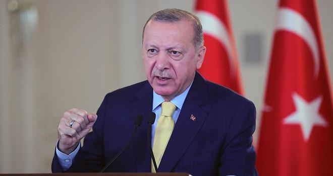 Cumhurbaşkanı Erdoğan: Cansiperane mücadelemiz devam edecektir