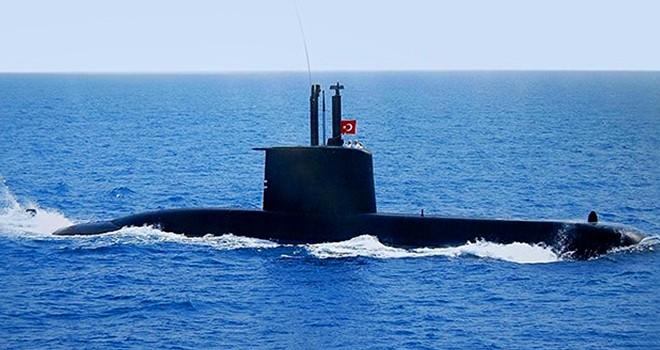 Hızır Reis denizaltısının beyni hazır