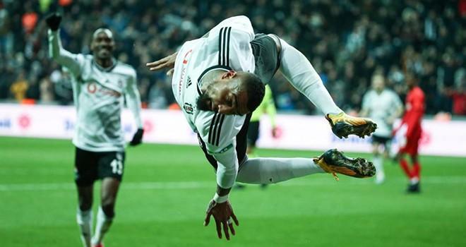 Beşiktaş'taki profesyonellik seviyesi çok yüksek