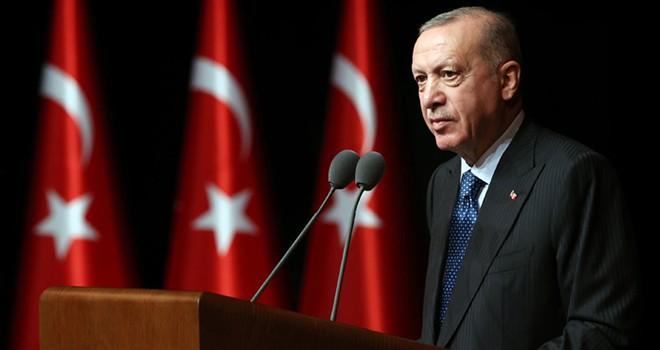 Cumhurbaşkanı Erdoğan: Yurt sorununu tamamen çözmüş olacağız