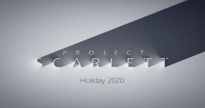 Xbox Project Scarlett optik sürücü ile geliyor