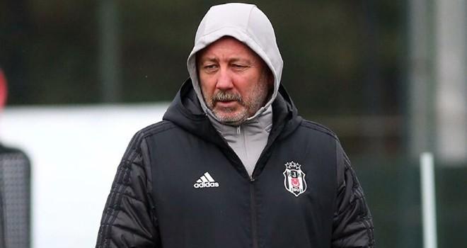 Sergen Yalçın'dan futbolcularına derbi uyarısı